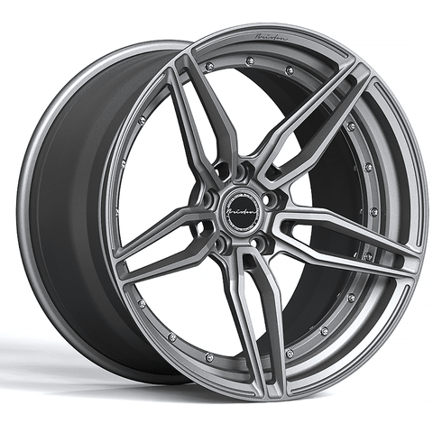 Brixton PF2 Duo Series 2-Piece Forged Wheel - Rotiform Wheels
