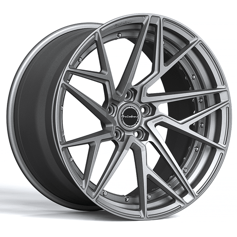 Brixton PF8 Duo Series 2-Piece Forged Wheel - Rotiform Wheels