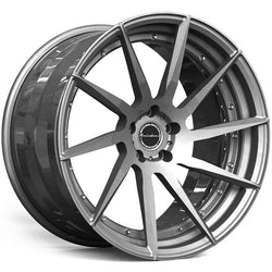 Brixton R10D Duo Series 2-Piece Forged Wheel - Rotiform Wheels