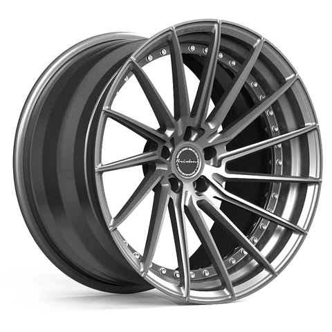 Brixton R15 Duo Series 2-Piece Forged Wheel - Rotiform Wheels