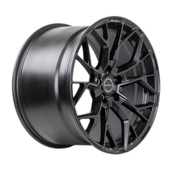 Brixton RF10 Radial Forged 1-Piece Wheel - Satin Black - Rotiform Wheels