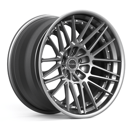 Brixton VL7 Targa Series 3-Piece Forged Wheel - Rotiform Wheels