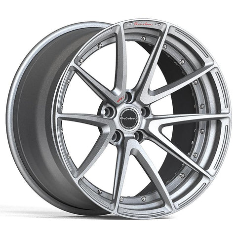 Brixton WR3 Duo Series 2-Piece Forged Wheel - Rotiform Wheels