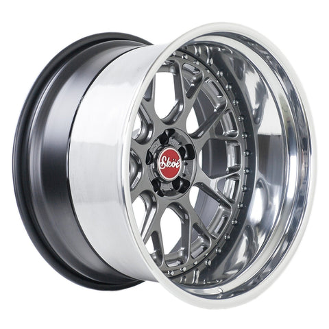 Skol SK13 3-Piece Forged Wheel - Rotiform Wheels