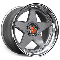 Skol SK1 3-Piece Forged Wheel - Rotiform Wheels