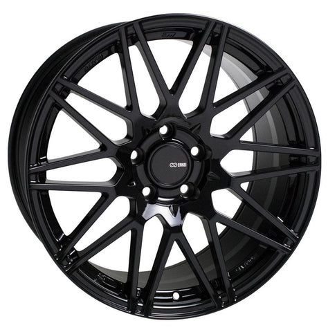 Enkei TMS Cast Wheel - Gloss Black - Rotiform Wheels