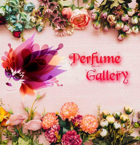 Perfume Gallery with flowers image