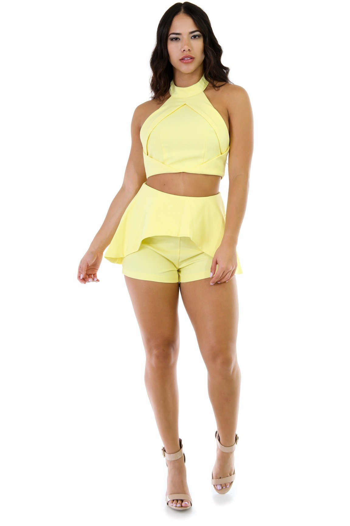 Time Travler Skort Set