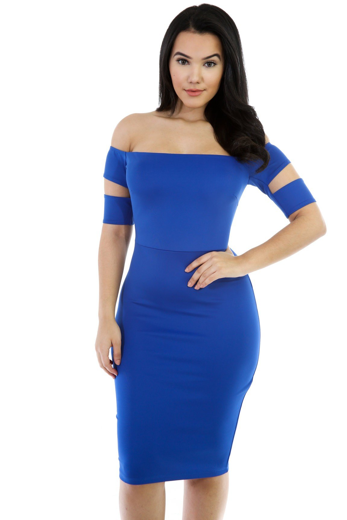 This Is Me Strapless Bodycon Dress | vendor-unknown