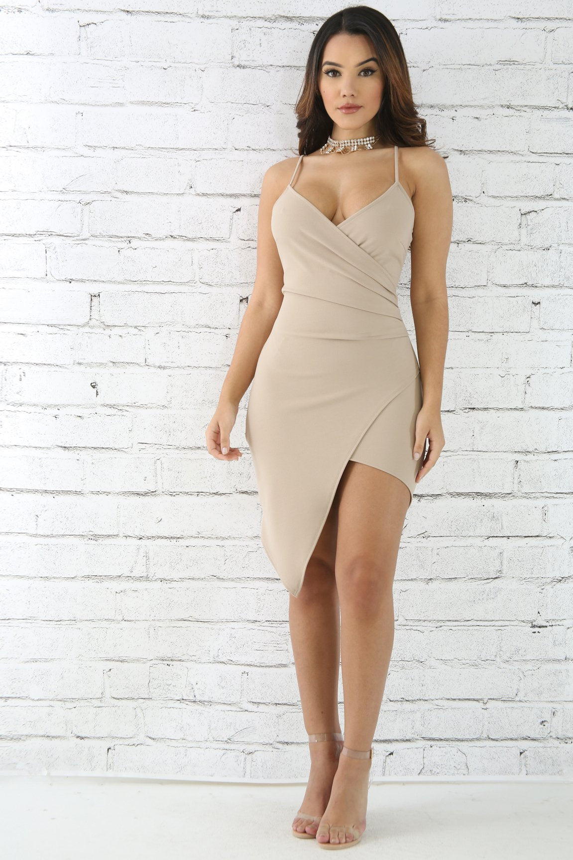 Overlay Bodycon Dress | vendor-unknown