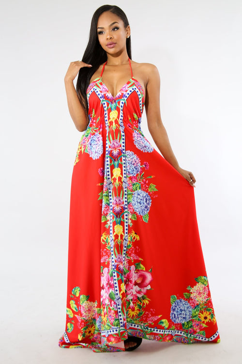 California Long Dress | GitiOnline