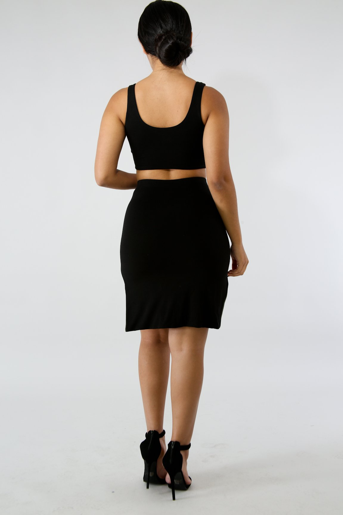 Slits Skirt Set | GitiOnline