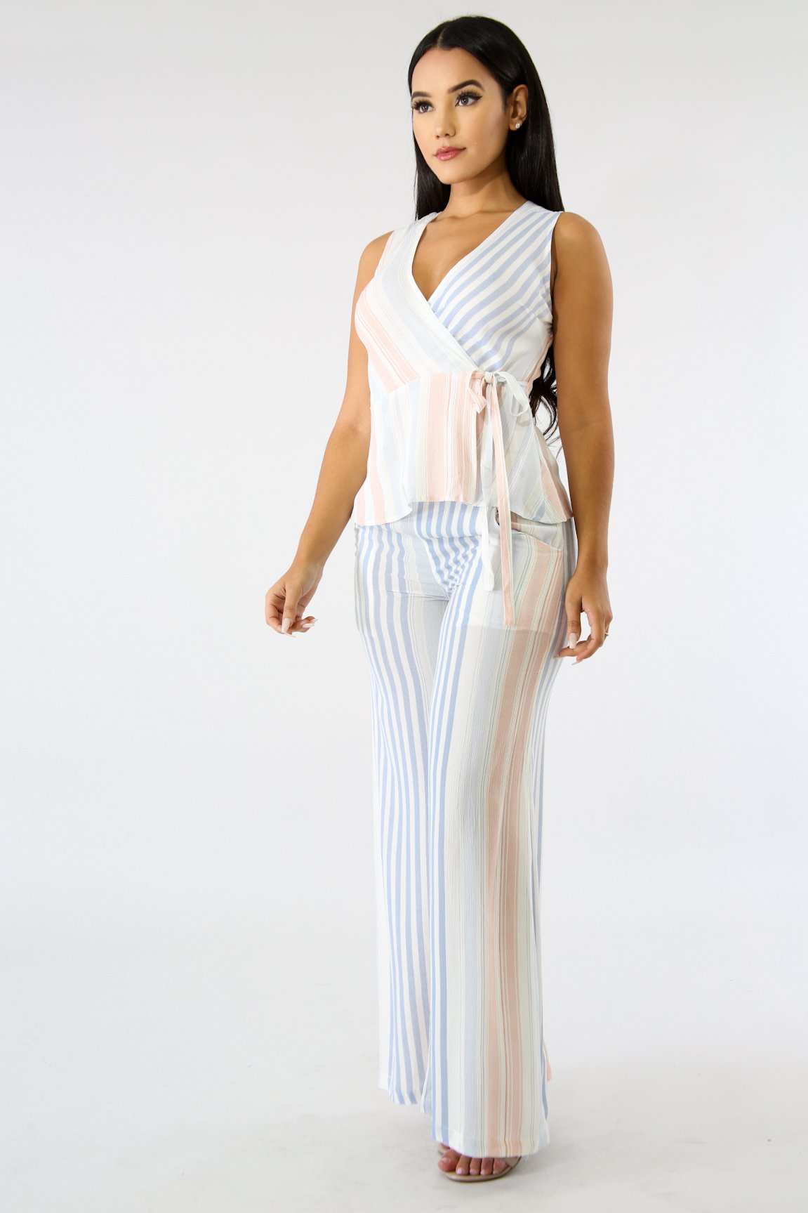 Casual Palazzo Set | GitiOnline