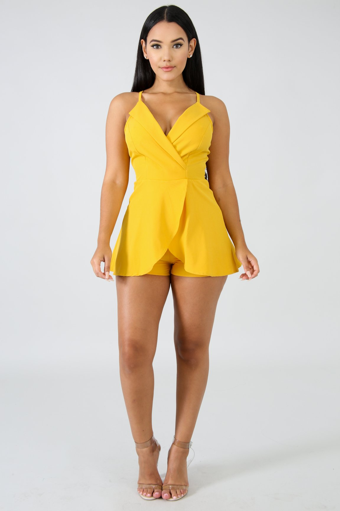 Suit Romper | GitiOnline