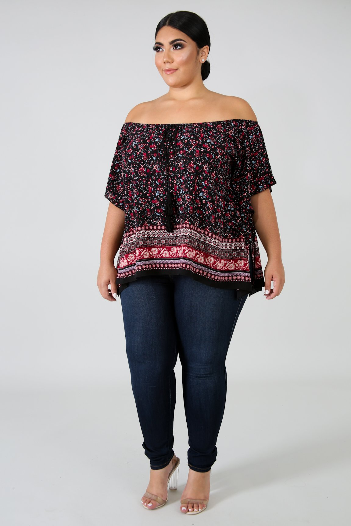 Rose Garden Top | GitiOnline