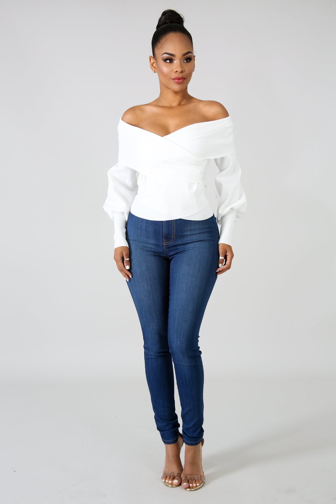 Knit Over Lay Top | GitiOnline