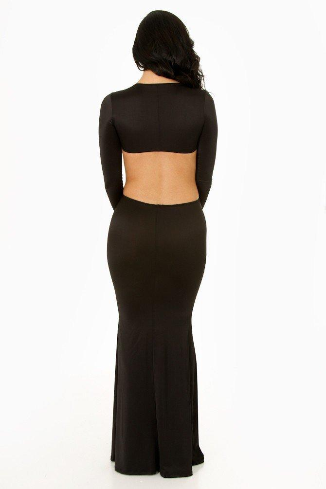 Made The Cut Maxi Dress