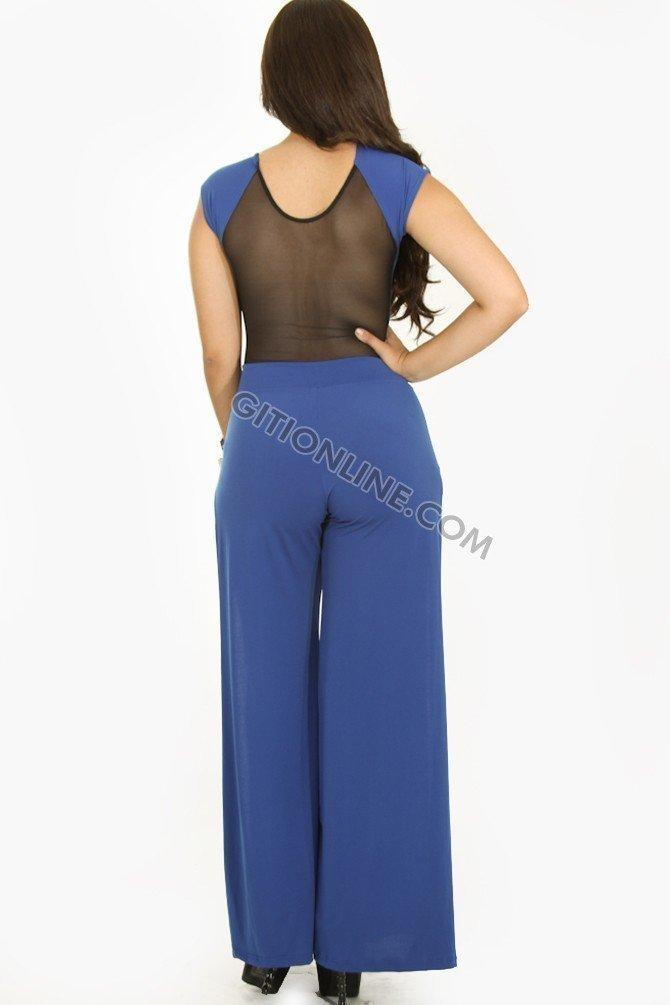 Side Cut Jumpsuit