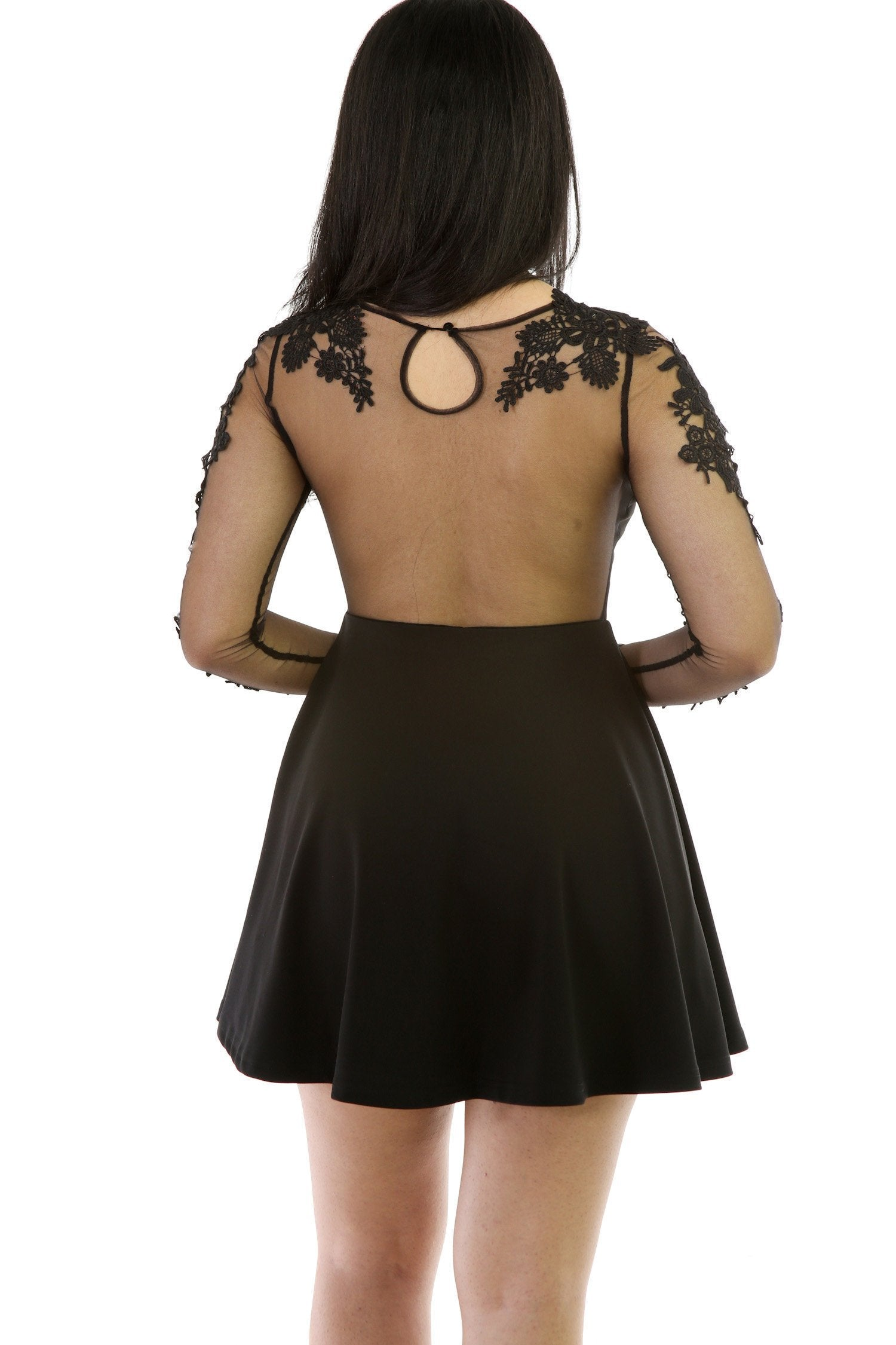Sweet Temptation Lace Dress