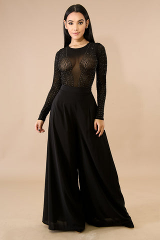 Sheer Cover Up Maxi Skirt