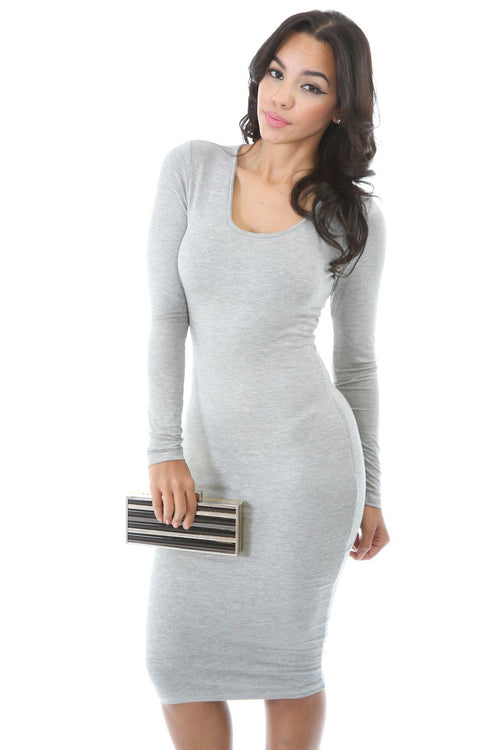 Show it All Bodycon Dress