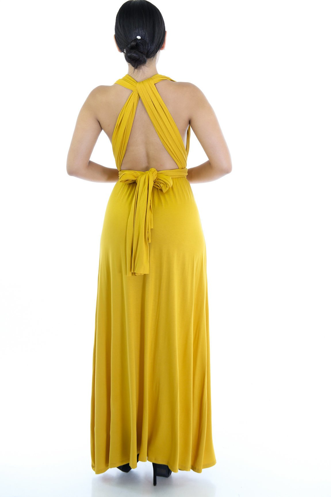 Convertible Queen Maxi Dress