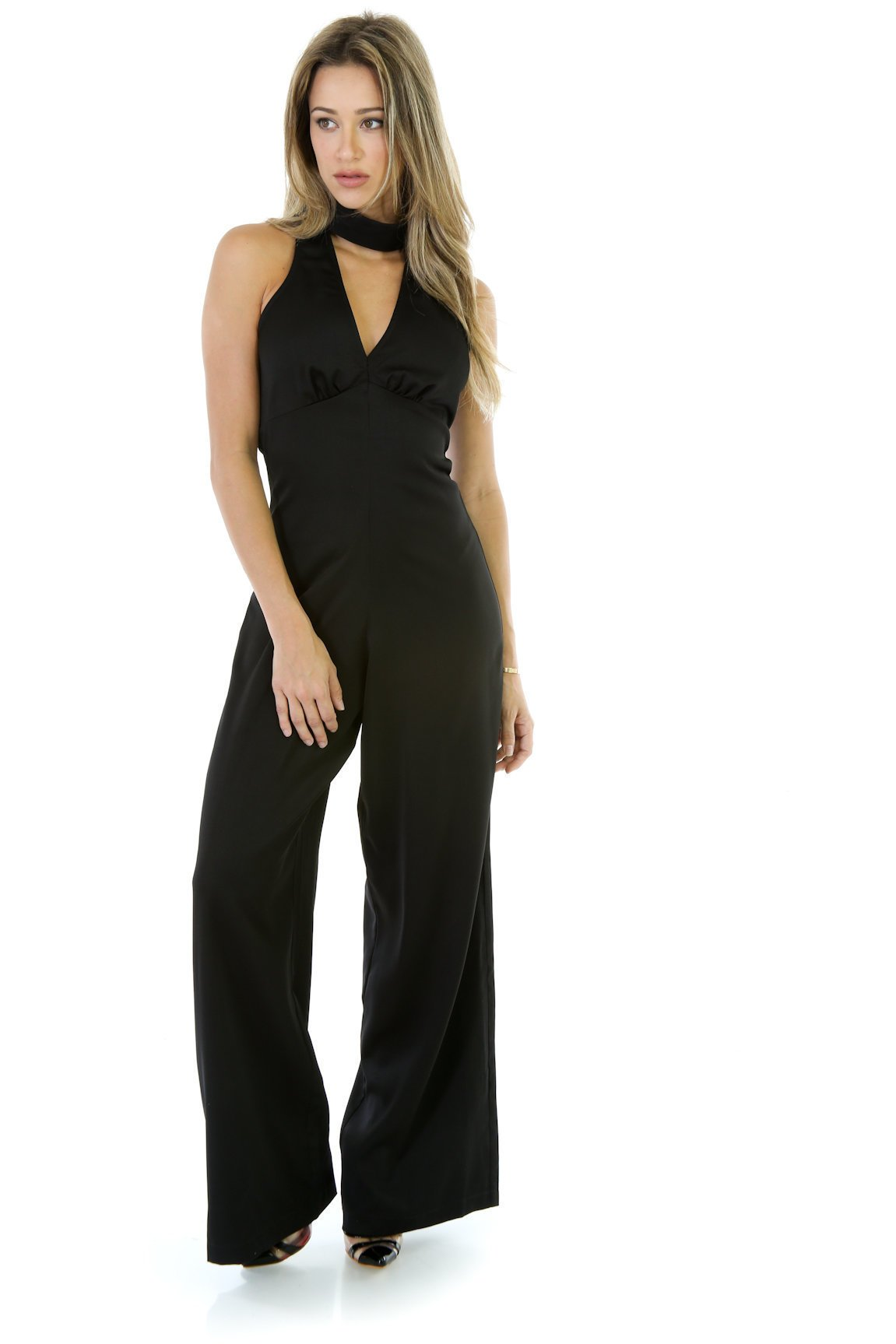 Sleeked Down Jumpsuit