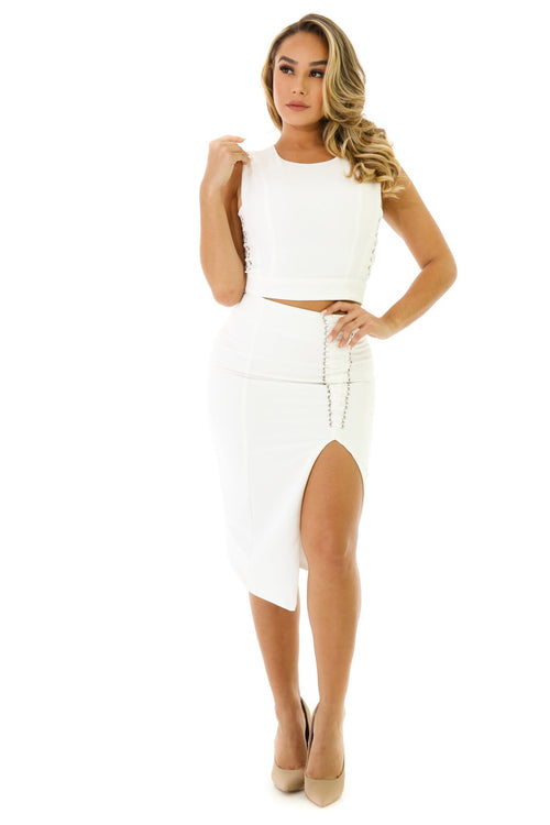Two-Piece Crop Stop Set