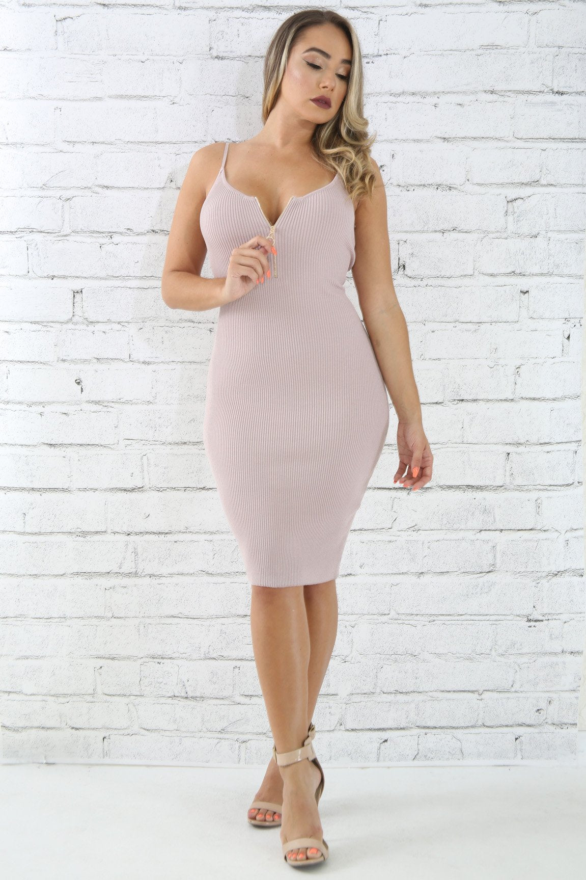 Sexi Casual Bodycon Dress