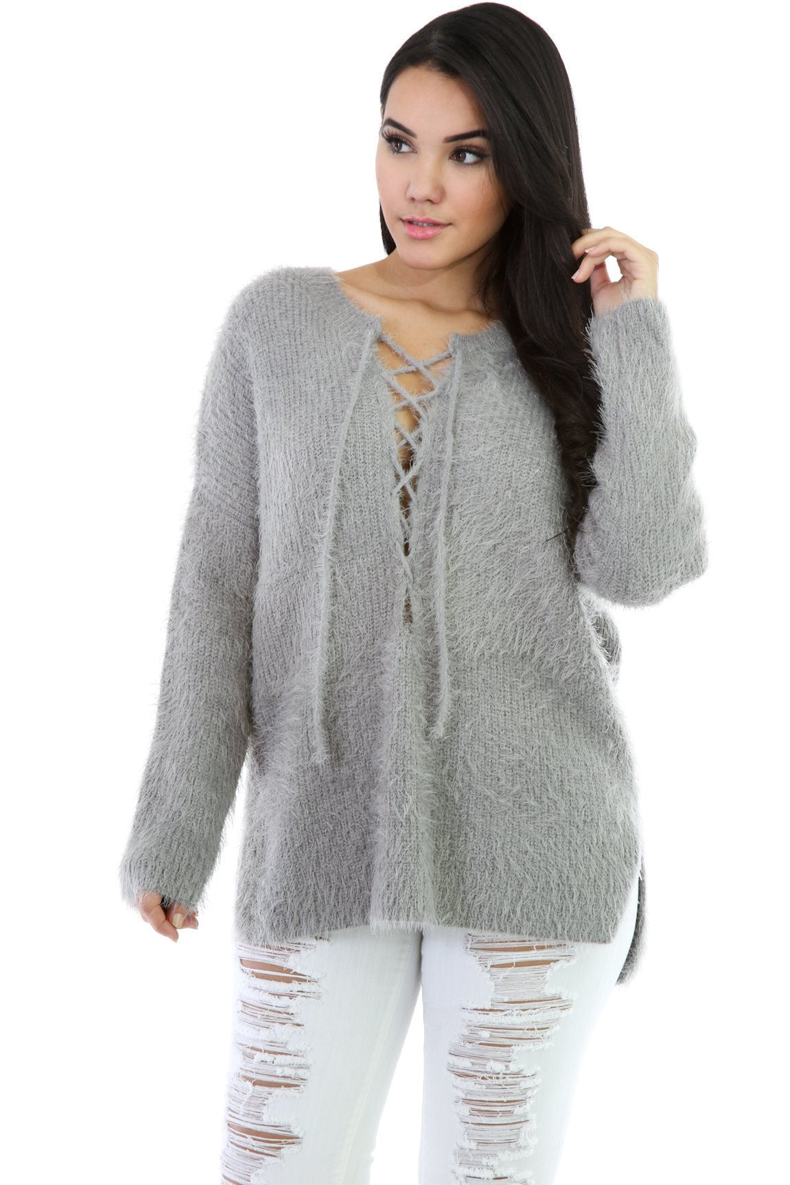 Oversize Wool Sweater