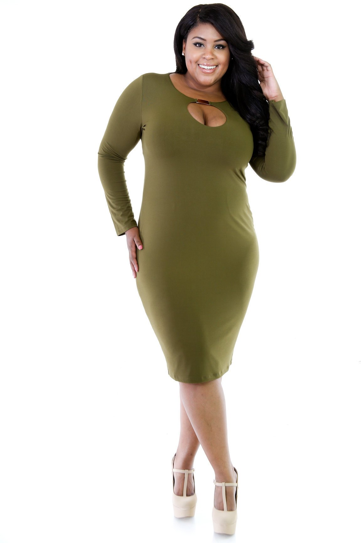You Like How I Look Bodycon Dress