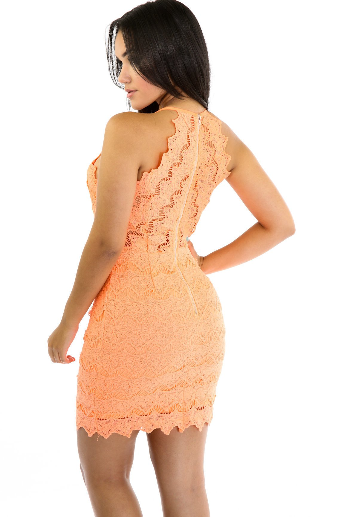 Crotchet Sin Dress