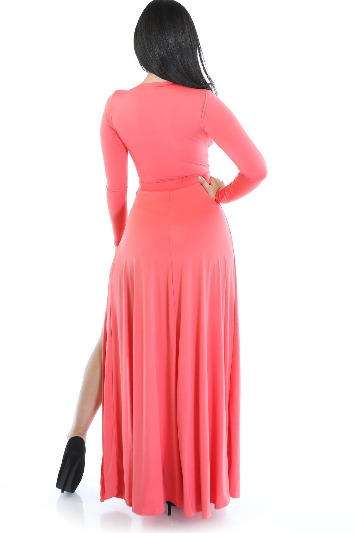 Beauty Lox Maxi Dress