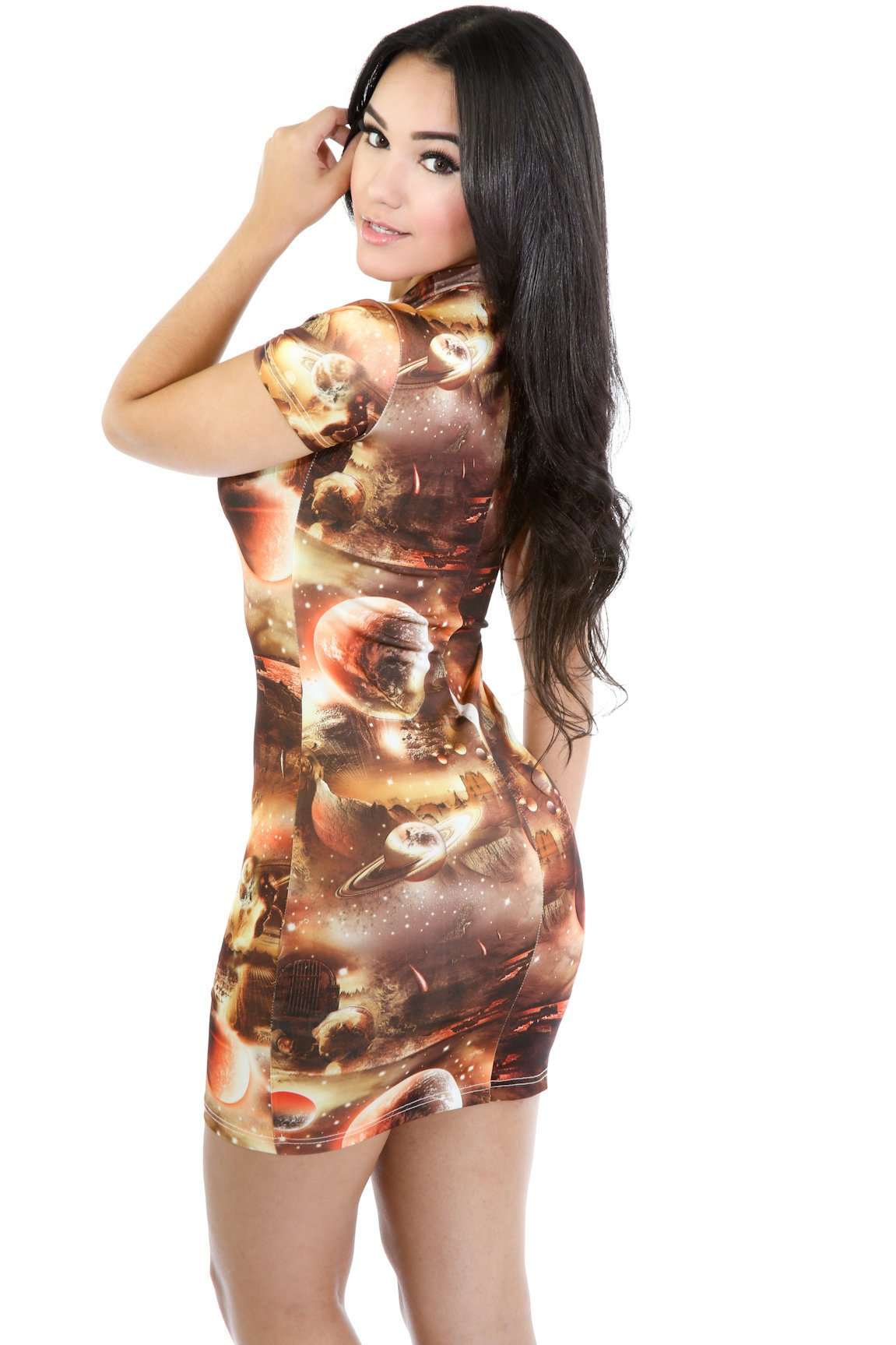 Planets Designs Dress