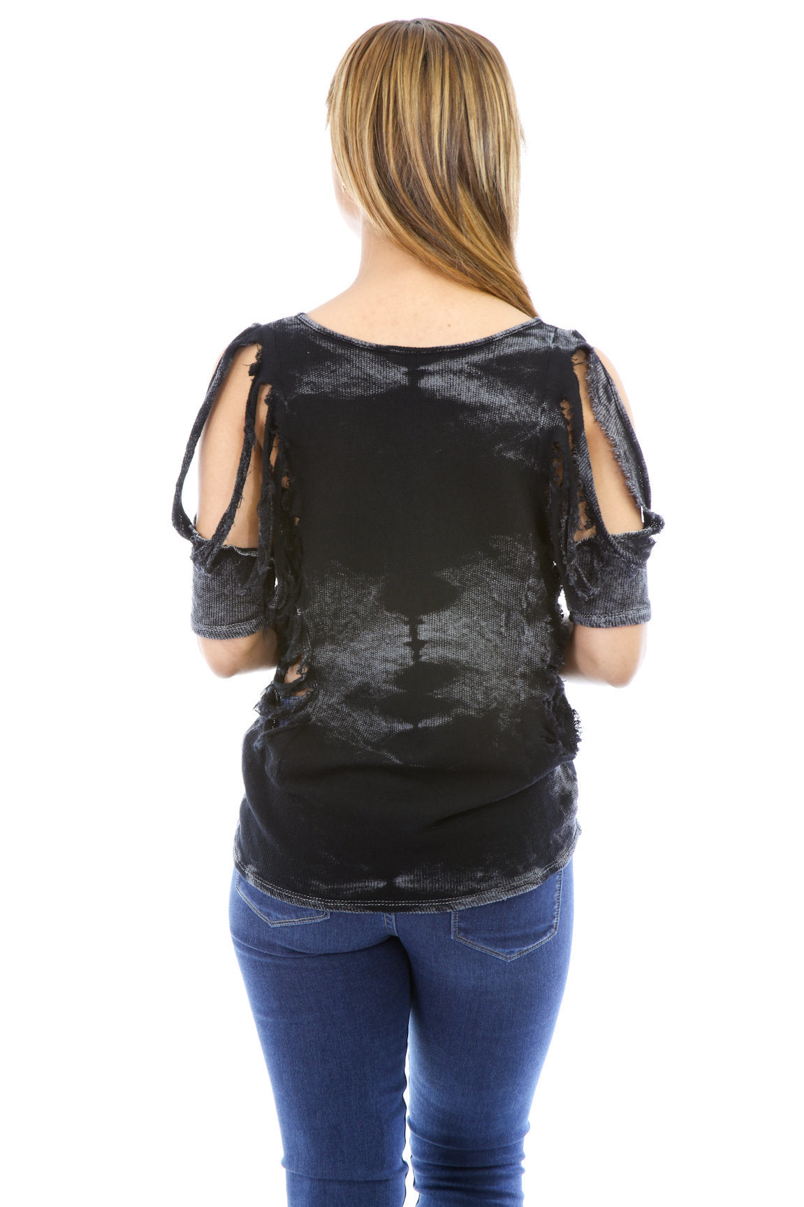 Beauty Brake out Top