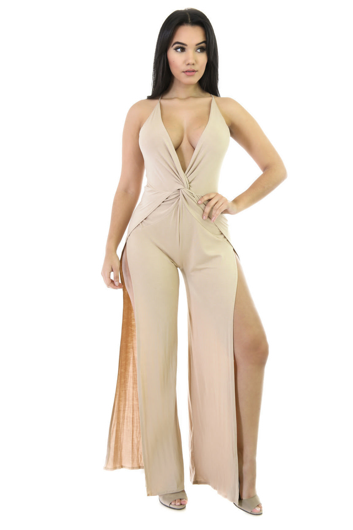 Slid Boy Jumpsuit