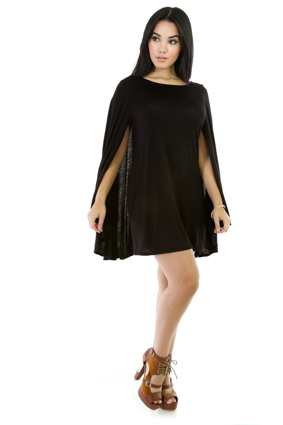 Poncho Top Dress Giti Last Call