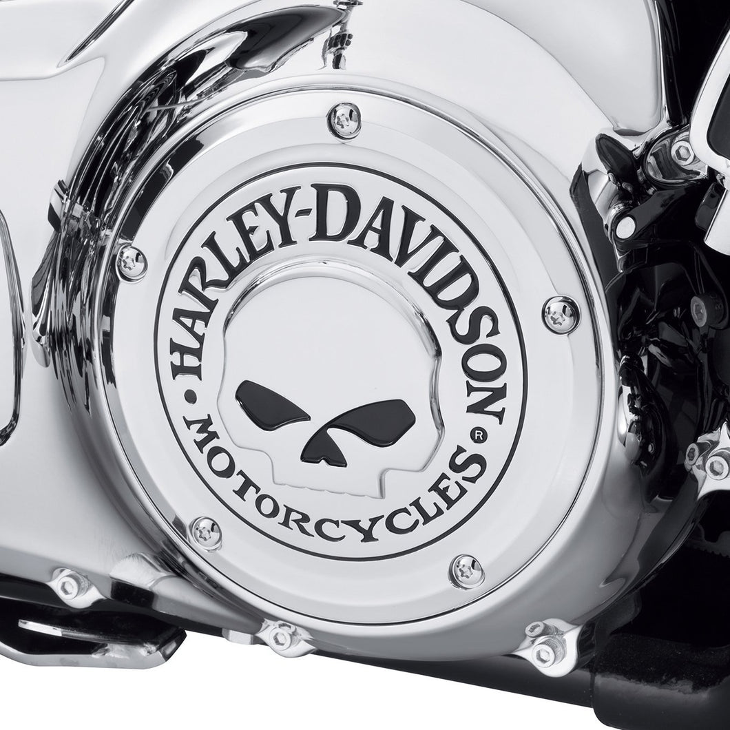 Harley-Davidson Willie G Skull Derby Cover - 25700469