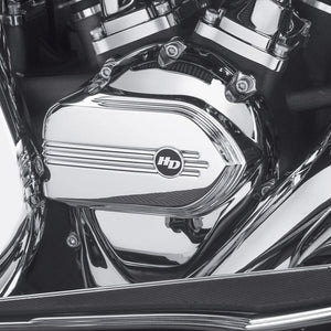 Harley-Davidson® Defiance Cam Cover - Chrome 25700661 Parts & Accessories