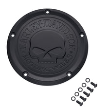 Harley-Davidson® Willie G Skull Derby Cover - 25700740 Parts & Accessories