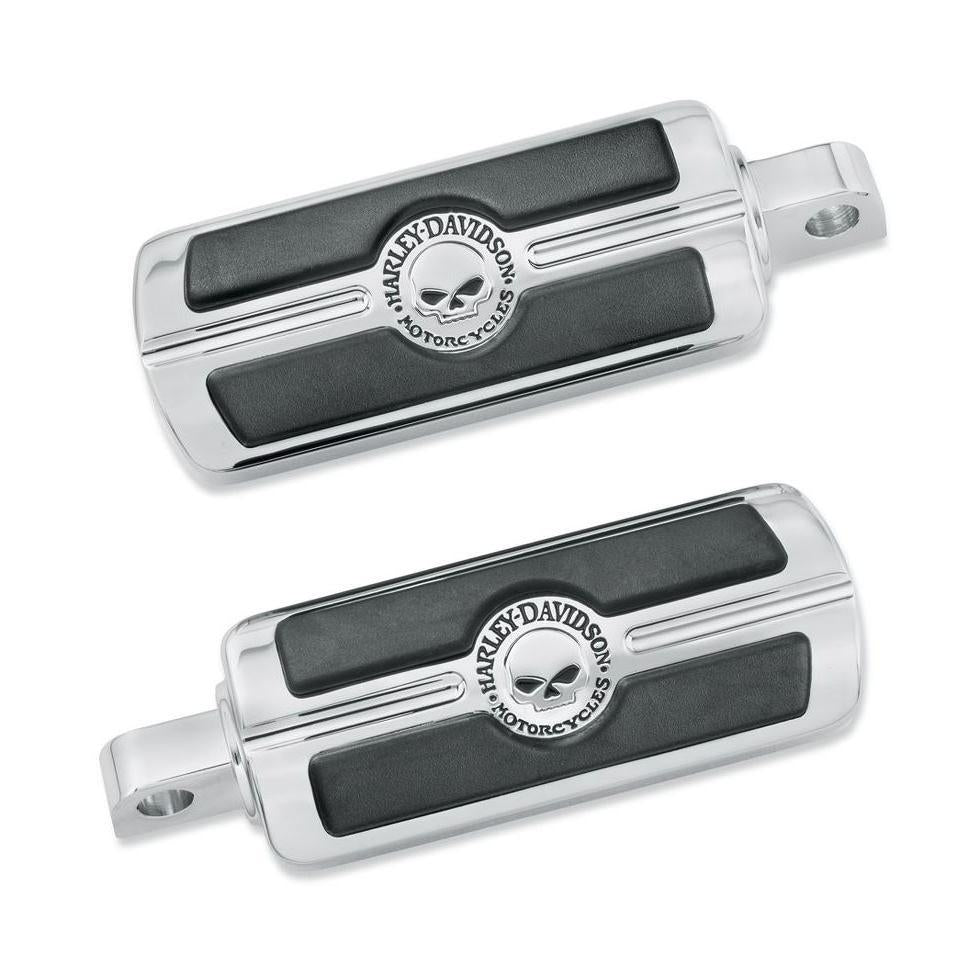 Harley-Davidson Willie G Skull Footpegs - 50370-04