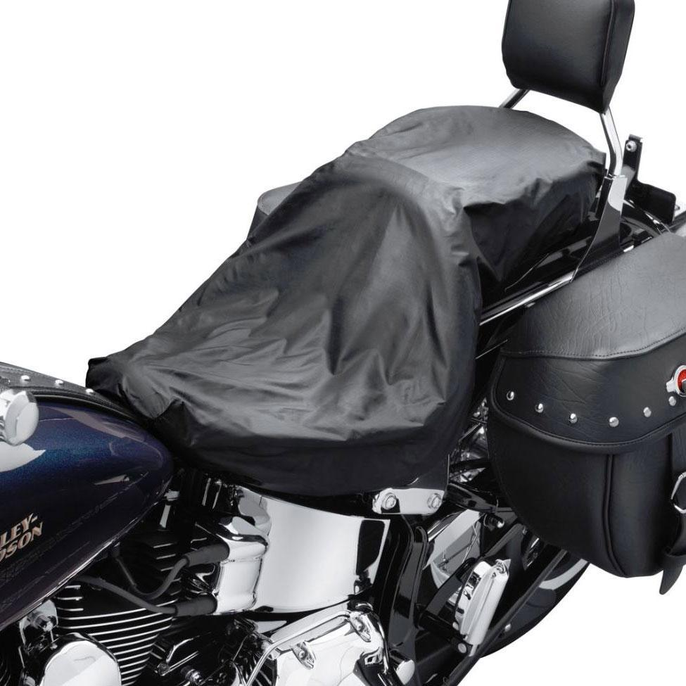 Harley-Davidson® Two-Up Seat Rain Cover Covers & Storage Accessories