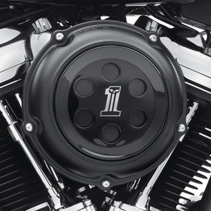 Harley-Davidson Dark Custom Air Cleaner Trim - 61300892