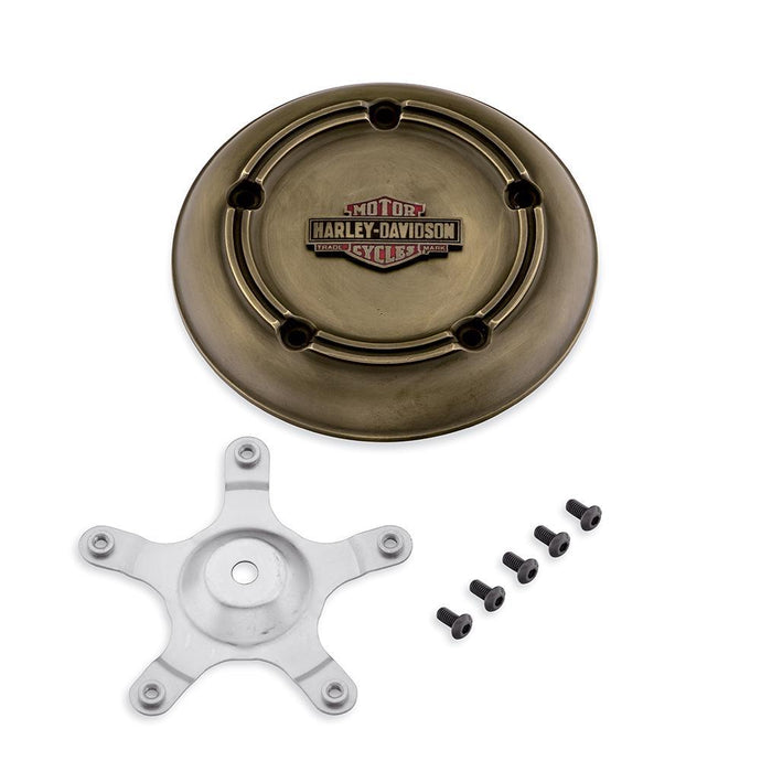 Harley-Davidson Brass Air Cleaner Trim - 61400339