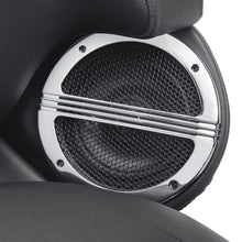 Harley-Davidson® Defiance Tour-Pak Speaker Grills - 76000676 Parts & Accessories