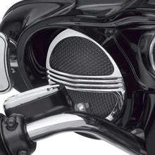 Harley-Davidson® Defiance Batwing Fairing Speaker Grills - 76000685 Parts & Accessories