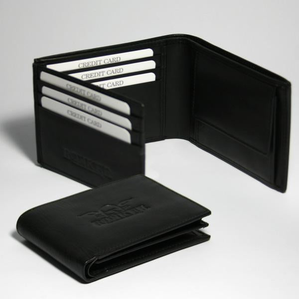 Rokker Traveller Wallet Black Accessories