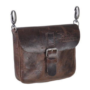 Rokker Belt Bag Dark Brown Accessories