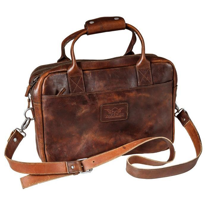 Rokker Laptop Bag Dark Brown Accessories