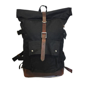 Rokker Edmonton Backpack Black Accessories